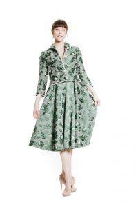 50s Kleid Ansicht 2