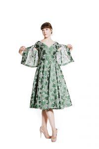 50s Kleid Ansicht 3