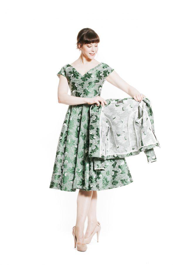 50s Kleid Ansicht 4